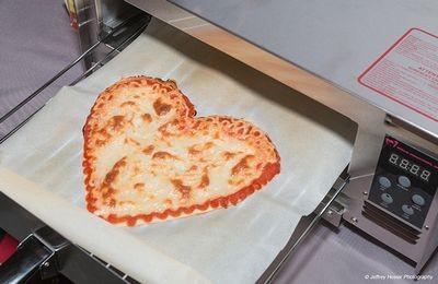3D-принтер для изготовления пиццы сконструировали в сша