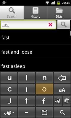 8Pen – удобный набор текста на сенсорном экране без экранной клавиатуры
