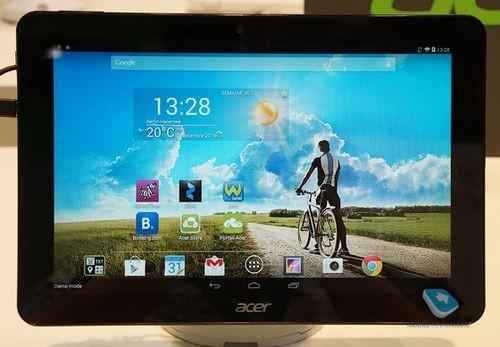 Acer. планшеты и смартфоны