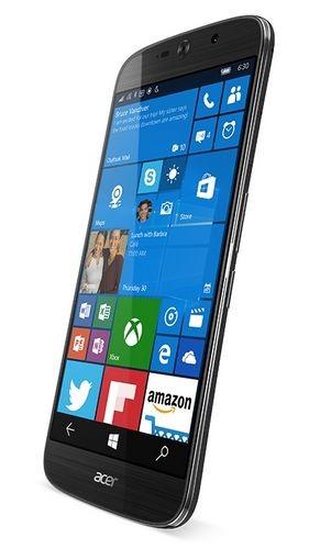 Acer привез в россию windows-смартфон, заменяющий пк