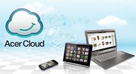Acercloud: состоялся анонс бета-версии облачного сервиса acer