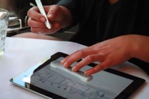 Adobe показала концептуальные устройства управления пк