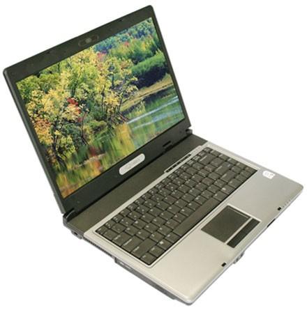 """Аквариус"" представил ноутбук на базе core duo"