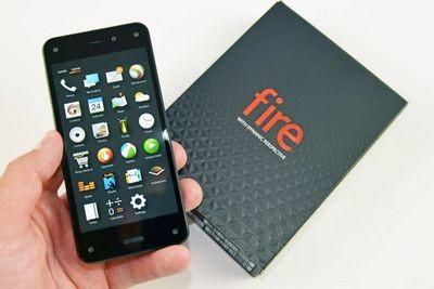 Amazon отказалась от производства смартфона fire phone и уволила команду его разработчиков