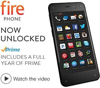 Амазон распродает fire phone по цене 130$