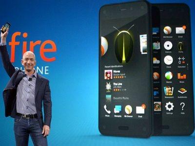 Amazon увольняет команду разработчиков fire phone