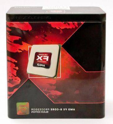 Amd анонсирует процессор fx-9590 с частотой 5 ггц