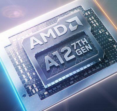 Amd представила гибридные процессоры нового поколения