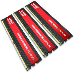 Amd выпустила три линейки модулей оперативной памяти под собственным брендом
