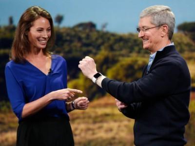 Американцы не будут покупать apple watch