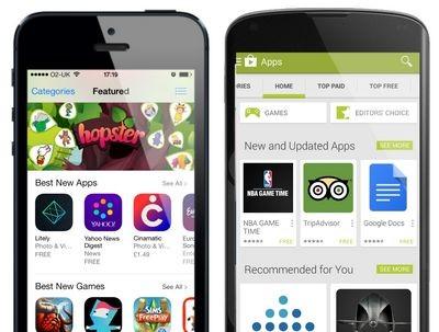 Android стал привлекательнее для разработчиков игр