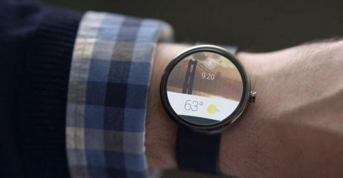 Android wear — отдельная ос для часов