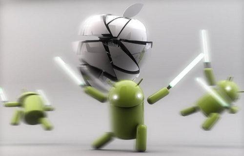 Android зарабатывает на рекламе больше, чем ios