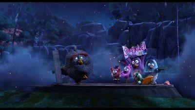 Angry birds в кино: первый трейлер