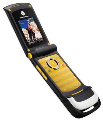 Анонсирован телефон motoactv w450 для активных людей