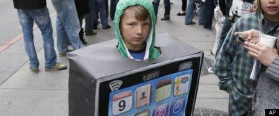 Apple: доходчивое объяснение одной иллюзии
