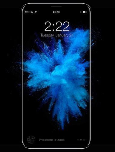 Apple должна определиться с touch id для iphone 8 за несколько недель