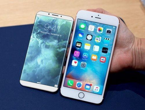 Apple iphone 2017 года получит беспроводную зарядку