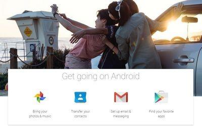Apple опубликовала руководство по переходу с android на ios