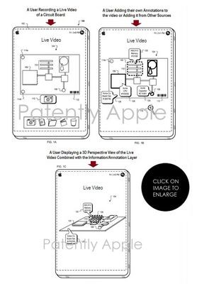 Apple патентует интерактивный ar-дисплей