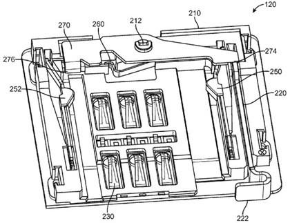 Apple получила патент на слот для sim-карты