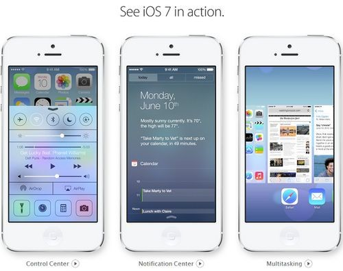 Apple представила ios 7 и itunes radio