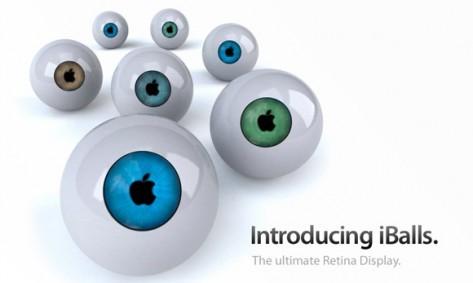 Apple представляет iballs