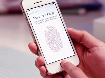 Apple работает над исправлением, которое улучшит работу touch id