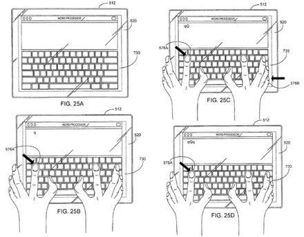Apple разрабатывает мультисенсорный пк