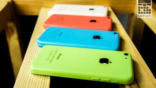 Apple выпустила iphone 5c на 8 гб