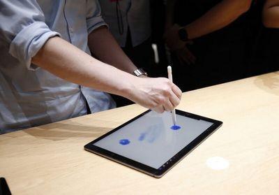 Apple выпустит специальный стилус для ipad pro