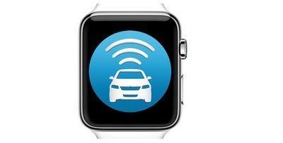 Apple watch будут открывать автомобили volkswagen