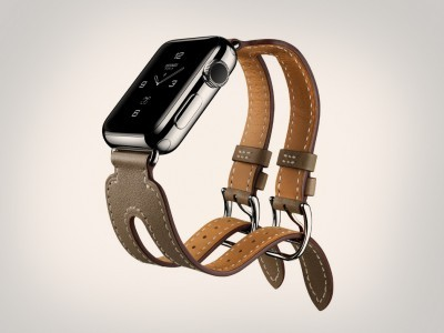 Apple watch series 2 с ремешками hermes стоят больше 100 тысяч рублей