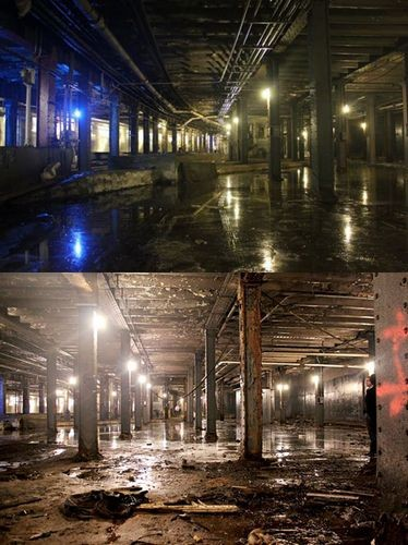 Архитекторы предложили нью-йорку подземный парк