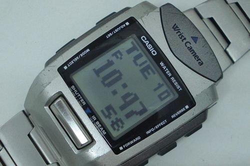 Архив: умные часы начала 2000-х