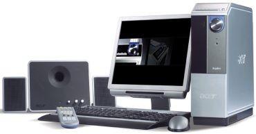 Aspire rc 500 – новые мультимедиа-центры acer