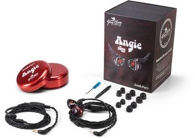 Astell&kern psm11 angie - новые арматурные наушники из линейки siren series
