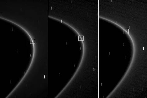 Астрономы нашли недостающую луну сатурна