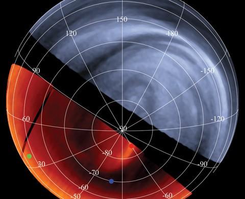 Астрономы открыли неожиданные перемены ватмосфере венеры
