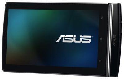 Asus eee pad memo, transformer и slider - три планшета с ос android honeycomb