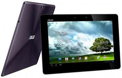 Asus: мы планируем выпустить от трех до шести миллионов планшетов в 2012 году