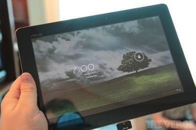 Asus: планшет transformer prime не получит 3g-модем