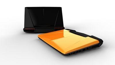 Asus представила ноутбук lamborghini