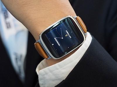 Asus zenwatch получили уникальные программные функции