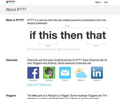 Автоматизируй это: 8 простых вариантов использования ifttt