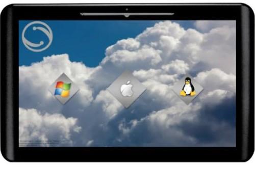 Axon logic создает mac os x совместимый планшет на базе intel atom