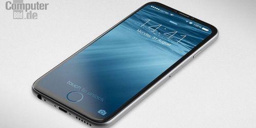 Безрамочный iphone 8 подтвержден сотрудниками apple