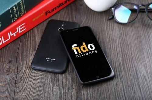 Бюджетник vernee thor получил сканер отпечатков пальцев с поддержкой мобильных платежей
