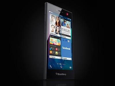 Blackberry leap призван обеспечить конфиденциальность пользователей