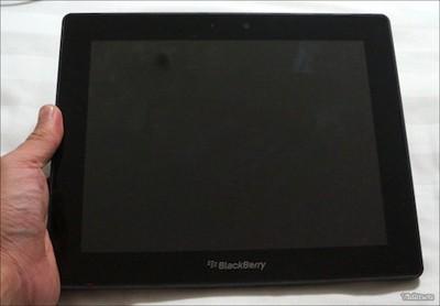 Blackberry playbook: планшет с дисплеем диагональю 10 дюймов